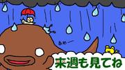 梅雨ですよー