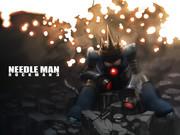 【ロックマン3】 ニードルマン