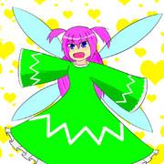 生放送の縛りで描いた雑魚妖精