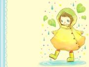 雨音とダンス