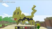 Minecraftで生姜