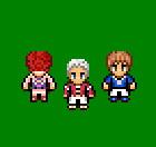 【ドット絵】オロチチーム(ニューフェイスチーム)【KOF】