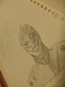 ルナテック描いてみた。yusuke