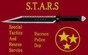 STARS ナイフ