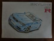 日産 スカイラインGT-R R34