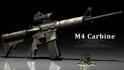M4 carbine A-TACS