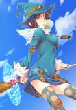 蒼穹の魔女(見習い)
