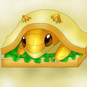 サンドパンに進化!