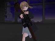 GUNSLINGER GIRL より リコ