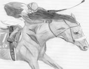 三冠馬アパパネ