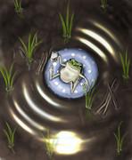 カエルの季節