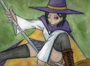 絶対領域コンテスト 魔女さん