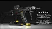 KMP84機関けん銃