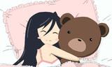ユー子と熊たん