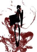 血、滾り愛が憎しみの焔と変わる