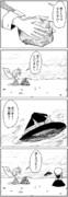 【東方】パチモノ讃歌7/15【4コマ】