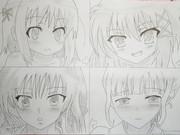 アニメキャラ絵しりとり 2