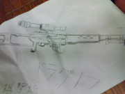 ドラグノフ 狙撃銃