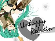 逆さまガール-Unhappy Refrain-