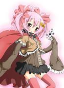 お菓子の魔女が元魔法少女だったら・・・