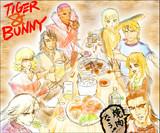 【TIGER&BUNNY】ヒーローで焼肉屋。【タイバニ】