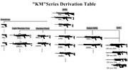 """""""KM""""Series Derivation Table"""