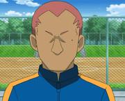染岡さんの顔を描いてみよう