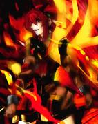 紅蓮の姫騎士