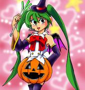 かぼちゃパンツ【初音ミク】