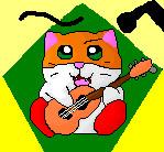 ギターを奏でるリック