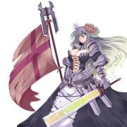 命蓮正統教会騎士最高位「聖」白蓮