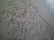 【描いてみた】獅子王 ファイファー