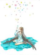 烏と星のカケラ