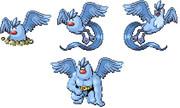 フリーザーの進化図