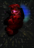 赤い人のMS-06