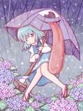 今日は傘の日!!