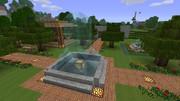 【Minecraft】 公園作ってみた