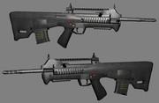 KM Type 85 5.56mm Bullpup rifle