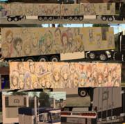 「GTASA MOD」ニコニコ動画で福笑いトレーラー