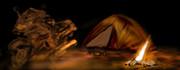 ツーリング風景(ZZRでキャンプ)