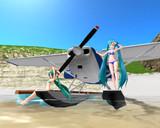 水上機の夏