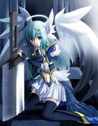 戦士の天使様