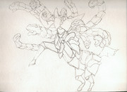 OROCHI・KUGIUMA 馬モード