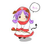 DQ2 ムーン王女(紫Ver.)