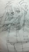 【D.C.Ⅱ】 スク水 杏
