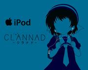 CLANNAD 汐 iPod風