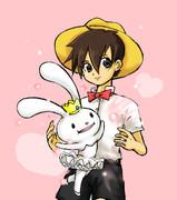 ありがとウサギと正太郎