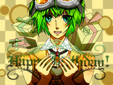 Happy Birthday GUMI ! !