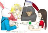 アリスと不気味な仲間たち