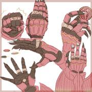 【あんまり】アンクで手の練習【ためにならない】